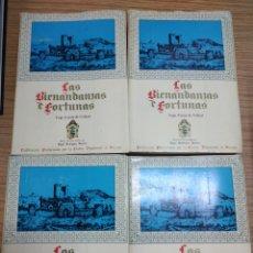 Livros em segunda mão: LAS BIENANDANZAS E FORTUNAS - CODICE DEL SIGLO XV -- 4 TOMOS -- LOPE GARCIA DE SALAZAR -- 1967 --. Lote 266308843