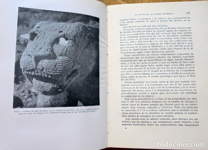 Libros de segunda mano: El misterio de los Hititas.-C.W Ceram.-Ed. Destino - Foto 3 - 267038749