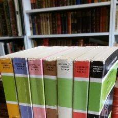 Libros de segunda mano: 1982 - TORRES BALBAS - CRÓNICA DE LA ESPAÑA MUSULMANA. 7 TOMOS (OBRA COMPLETA). Lote 268134894