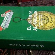 Libros de segunda mano: 1996 - MIGUEL CRUZ HERNÁNDEZ - EL ISLAM DE AL ÁNDALUS, HISTORIA Y ESTRUCTURA DE SU REALIDAD SOCIAL. Lote 268136039