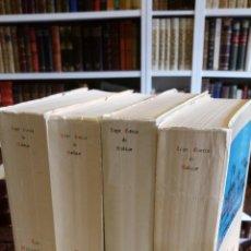 Libros de segunda mano: 1984 - LOPE GARCÍA SALAZAR - LAS BIENANDANZAS E FORTUNAS. 4 TOMOS (OBRA COMPLETA). Lote 268136584