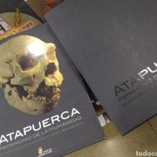 Libros de segunda mano: ALTAPUERCA PATRIMONIO DE LA HUMANIDAD 30 AÑOS DE EXCAVACIONES Y DESCUBRIMIENTOS 2006. Lote 268428139
