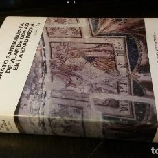 Libros de segunda mano: 1986 - NOVO CAZÓN - EL PRIORATO SANTIAGUISTA DE VILAR DE DONAS EN LA EDAD MEDIA (1194-1500). Lote 268968919