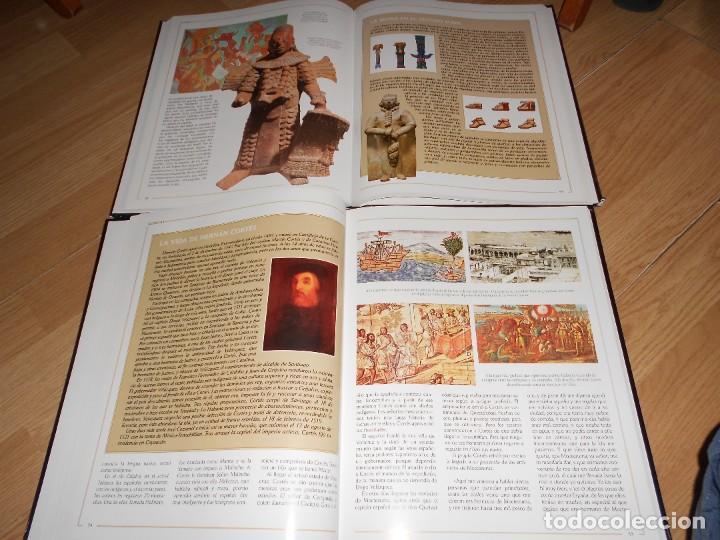 Libros de segunda mano: LOTE 3 GRANDES CIVILIZACIONES, LOS AZTECAS, LOS MAYAS Y ROMA - ED. RUEDA. ILUSTRADOS. TENGO + LIBROS - Foto 3 - 269347343