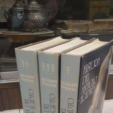 Libros de segunda mano: LOTE DE 3 TOMOS ,HISTORIA DEL ANTIGUO EGIPTO. Lote 270123603
