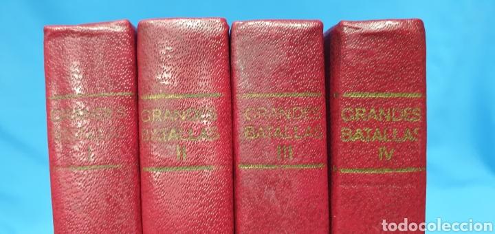 Libros de segunda mano: MINILIBROS - COLECCIÓN GRANDES BATALLAS - ROCHE - Foto 2 - 270697713