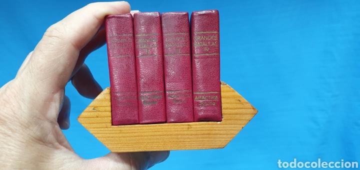 Libros de segunda mano: MINILIBROS - COLECCIÓN GRANDES BATALLAS - ROCHE - Foto 4 - 270697713
