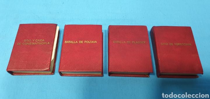 Libros de segunda mano: MINILIBROS - COLECCIÓN GRANDES BATALLAS - ROCHE - Foto 6 - 270697713