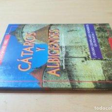 Livros em segunda mão: CATAROS Y ALBICENSES / FERNANDO NIEL / OBELISCO / AJ49. Lote 272725278