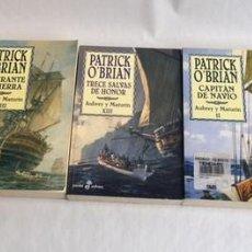 Libros de segunda mano: PATRICK O'BRIAN. Lote 272777448