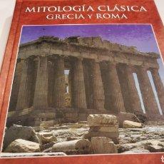 Libri di seconda mano: MITOLOGÍA CLÁSICA - GRECIA Y ROMA. Lote 273080003