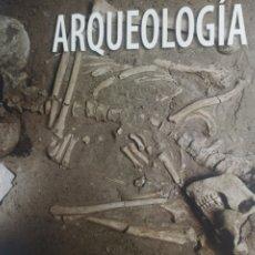 Libros de segunda mano: ARQUEOLOGÍA LOS YACIMIENTOS ARQUEOLÓGICOS Y LOS TESOROS CULTURALES MÁS IMPORTANTES DEL MUNDO BLUME. Lote 274243978