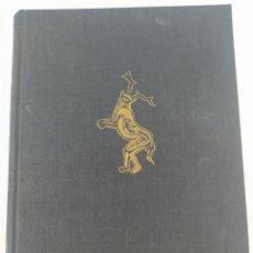 Livros em segunda mão: LOS DIOSES DE LA PREHISTORIA. LAS RELIGIONES EN EUROPA DURANTE EL PALEOLÍTICO. JOHANNES MARINGER. ED. Lote 274788598