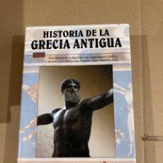Libros de segunda mano: LIBRO HISTORIA DE LA GRECIA ANTIGUA. Lote 275684388