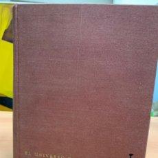 Libros de segunda mano: EL UNIVERSO DE LAS FORMAS. (SUMER). EDITORIAL AGUILAR. MADRID 1960.. Lote 276259588