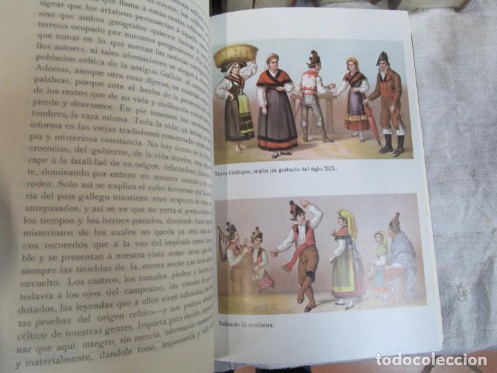 Libros de segunda mano: HISTORIA DE GALICIA - MANUEL MURGUIA - EDI ENCICLOPEDIA VASCA 1978 7 TOMOS COMPLETA + INFO - Foto 6 - 47023951