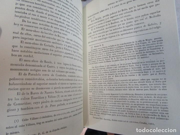 Libros de segunda mano: HISTORIA DE GALICIA - BENITO VICETTO - EDI ENCICLOPEDIA VASCA 1978 7 TOMOS COMPLETA, SIN USO + INFO - Foto 9 - 47024106