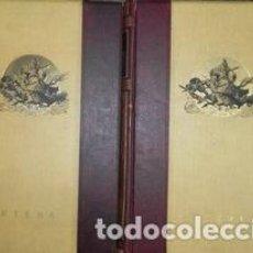 Libros de segunda mano: ORLANDO FURIOSO. POEMA HEROICO POR L. ARIOSTO E ILUSTRADO POR GUSTAVO DORÉ. 2 TOMOS - ARIOSTO, L.. Lote 276812898