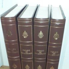 Libros de segunda mano: DIONISIO DE HALICARNASO. HISTORIA ANTIGUA DE ROMA. 4 TOMOS. BIBLIOTECA GREDOS. Lote 277266318