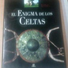 Libros de segunda mano: PILAR HUERTAS Y JESÚS DE MIGUEL, EL ENIGMA DE LOS CELTAS, LIBSA, 2005. Lote 277277908