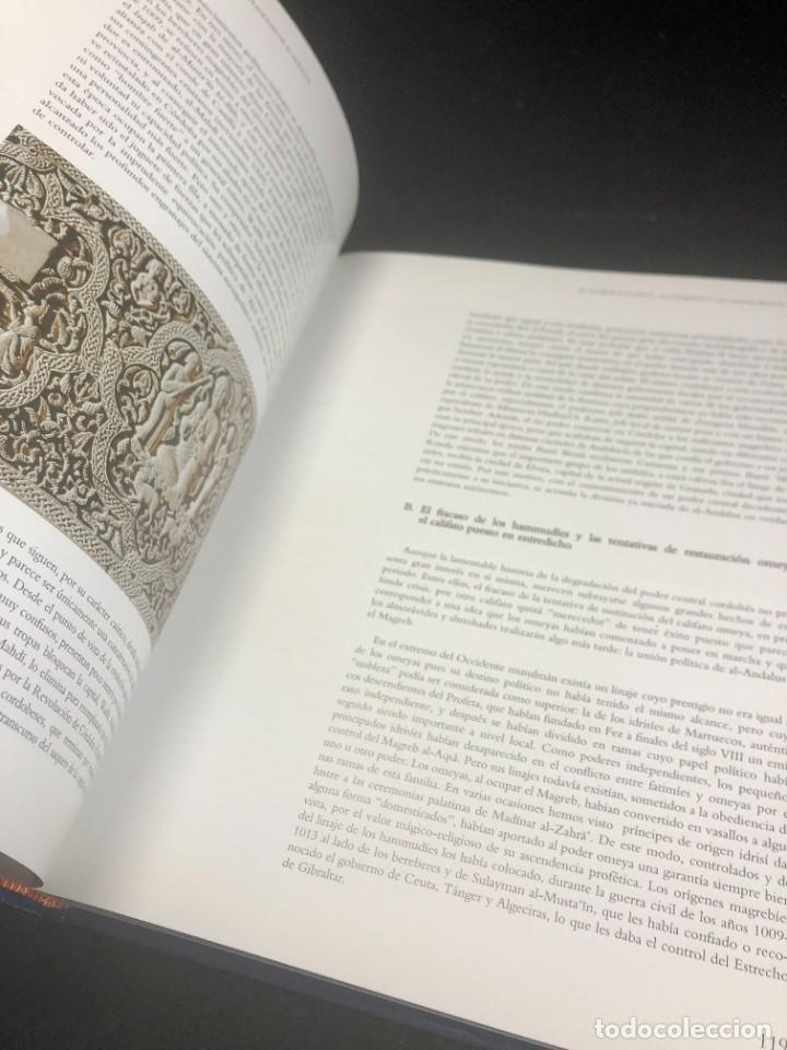 Libros de segunda mano: DE LA EXPANSION ARABE A LA RECONQUISTA. ESPLENDOR Y FRAGILIDAD DE EL AL-ANDALUS. PIERRE GUICHARD - Foto 4 - 277433158
