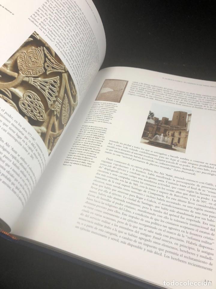 Libros de segunda mano: DE LA EXPANSION ARABE A LA RECONQUISTA. ESPLENDOR Y FRAGILIDAD DE EL AL-ANDALUS. PIERRE GUICHARD - Foto 5 - 277433158