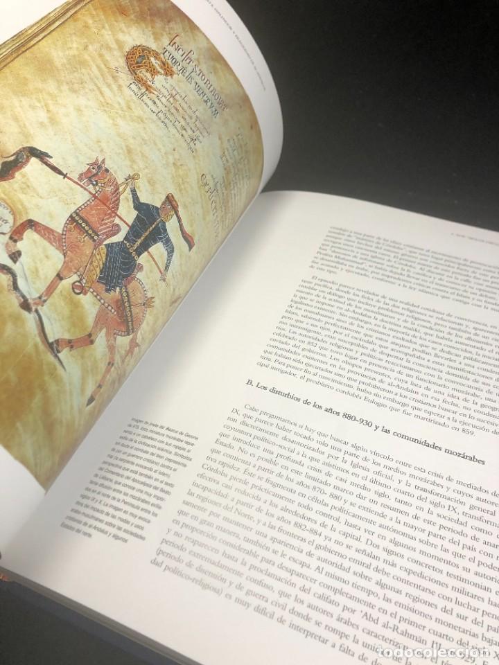 Libros de segunda mano: DE LA EXPANSION ARABE A LA RECONQUISTA. ESPLENDOR Y FRAGILIDAD DE EL AL-ANDALUS. PIERRE GUICHARD - Foto 7 - 277433158