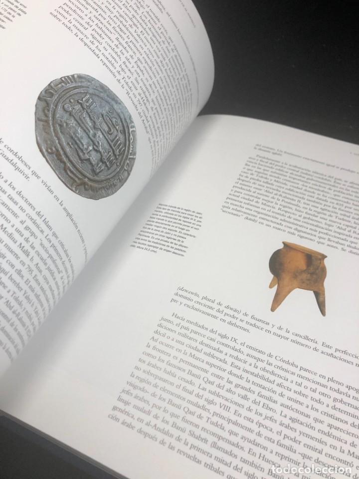 Libros de segunda mano: DE LA EXPANSION ARABE A LA RECONQUISTA. ESPLENDOR Y FRAGILIDAD DE EL AL-ANDALUS. PIERRE GUICHARD - Foto 8 - 277433158
