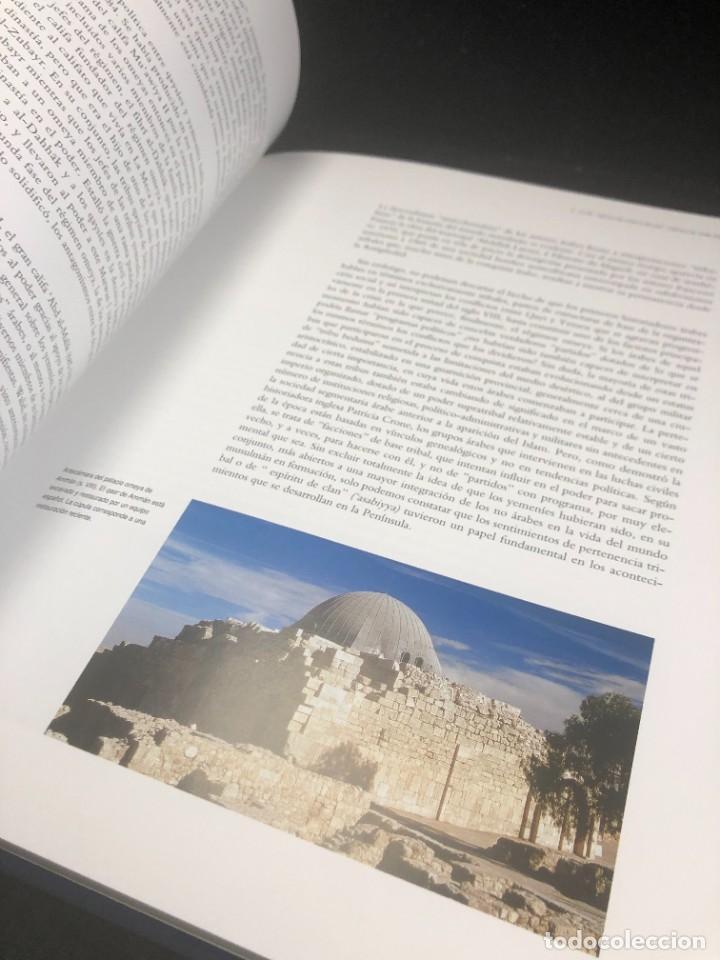 Libros de segunda mano: DE LA EXPANSION ARABE A LA RECONQUISTA. ESPLENDOR Y FRAGILIDAD DE EL AL-ANDALUS. PIERRE GUICHARD - Foto 9 - 277433158