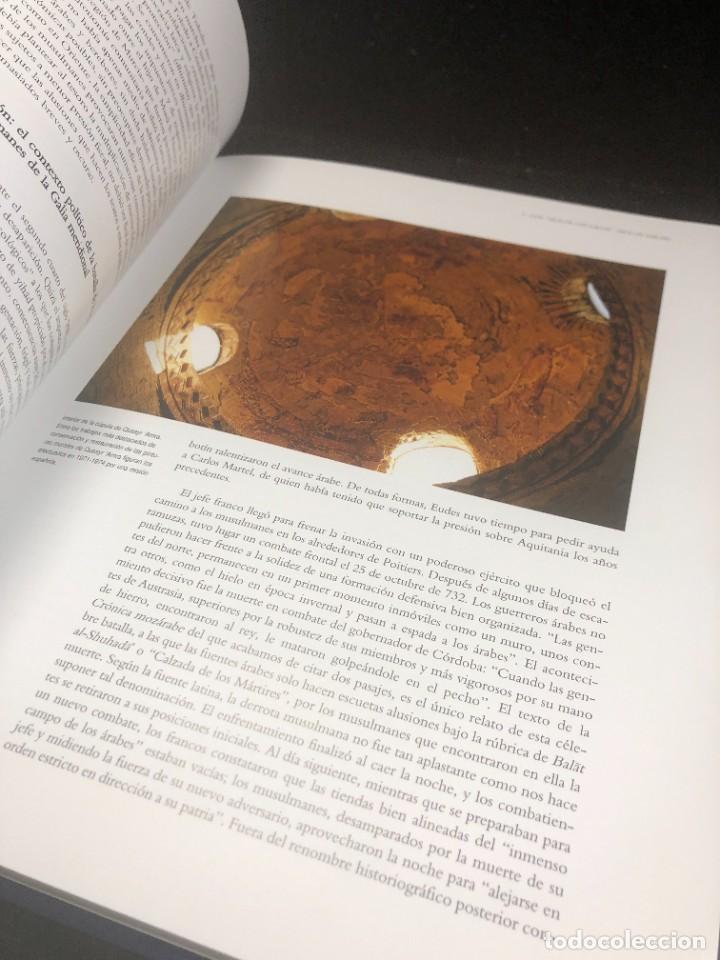Libros de segunda mano: DE LA EXPANSION ARABE A LA RECONQUISTA. ESPLENDOR Y FRAGILIDAD DE EL AL-ANDALUS. PIERRE GUICHARD - Foto 10 - 277433158
