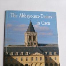 Libros de segunda mano: THE ABBAYE-AUX DAMES IN CAEN . . LIBRO TEXTO EN INGLÉS ROMÁNICO. Lote 277517893