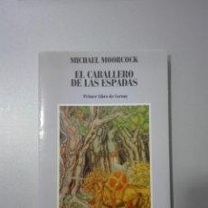 Libros de segunda mano: MICHAEL MOORCOCK TRILOGÍA DE LAS ESPADAS 3 LIBROS FUTUROPOLIS MIIRAGUANO CORUM. Lote 277717678