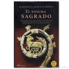 Libros de segunda mano: EL ENIGMA SAGRADO. Lote 278435588