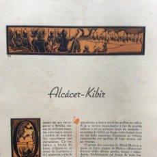 Libros de segunda mano: GRANDES DRAMAS DE LA HISTORIA. CUADERNO CON 2 DRAMAS ILUSTRADOS. EN PORTUGUÉS. EJEMPL. 3. Lote 278872803