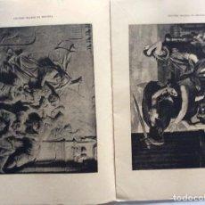 Libros de segunda mano: GRANDES DRAMAS DE LA HISTORIA. CUADERNO CON 2 DRAMAS ILUSTRADOS. EN PORTUGUÉS. EJEMPL. 7. Lote 278876023