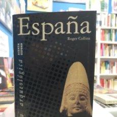 Libros de segunda mano: GUÍA ARQUEOLÓGICA ESPAÑA - ROGER COLLINS - ACENTO. Lote 278877133