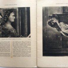 Libros de segunda mano: GRANDES DRAMAS DE LA HISTORIA. CUADERNO CON 2 DRAMAS ILUSTRADOS. EN PORTUGUÉS. EJEMPL. 8. Lote 278877268