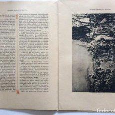 Libros de segunda mano: GRANDES DRAMAS DE LA HISTORIA. CUADERNO CON 3 DRAMAS ILUSTRADOS. EN PORTUGUÉS. EJEMPL. 9. Lote 278918868