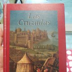 Libros de segunda mano: LAS CRUZADAS - OLDENBOURG, ZOÉ. Lote 279594393