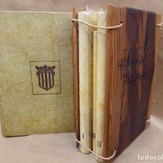 Libros de segunda mano: LLIBRE DEL REPARTIMENT. VICENT GARCÍA, 1978. (EDICIÓN FACSÍMIL). Lote 279594888