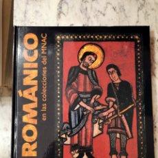 Libros de segunda mano: EL ROMÁNICO EN LAS COLECCIONES DE MNAC. Lote 280125543