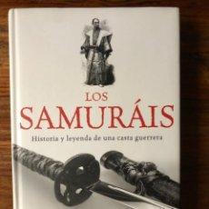 Libros de segunda mano: LOS SAMURÁIS. HISTORIA Y LEYENDA DE UNA CASTA GUERRERA. J. CLEMENTS. CRÍTICA. JAPÓN. BUSHIDO. Lote 280214233