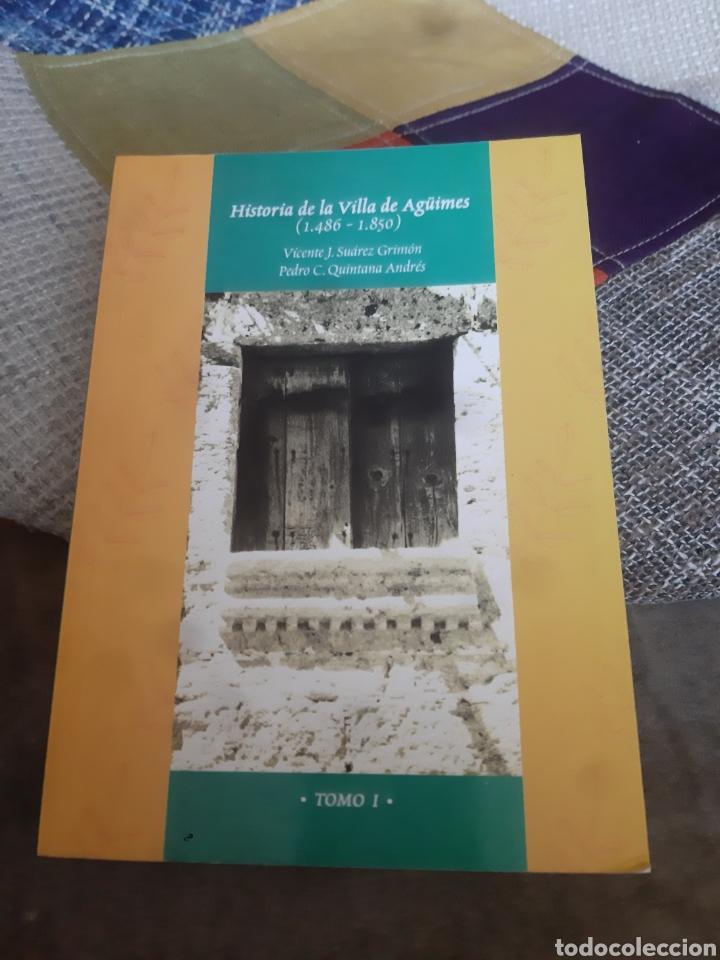 Libros de segunda mano: Libros HISTORIA DE LA VILLA DE AGÜIMES (1486-1850) - Foto 4 - 280516658
