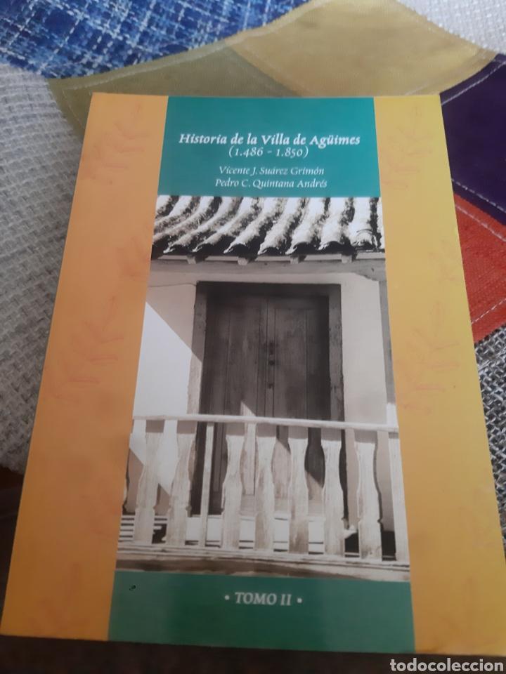 Libros de segunda mano: Libros HISTORIA DE LA VILLA DE AGÜIMES (1486-1850) - Foto 13 - 280516658