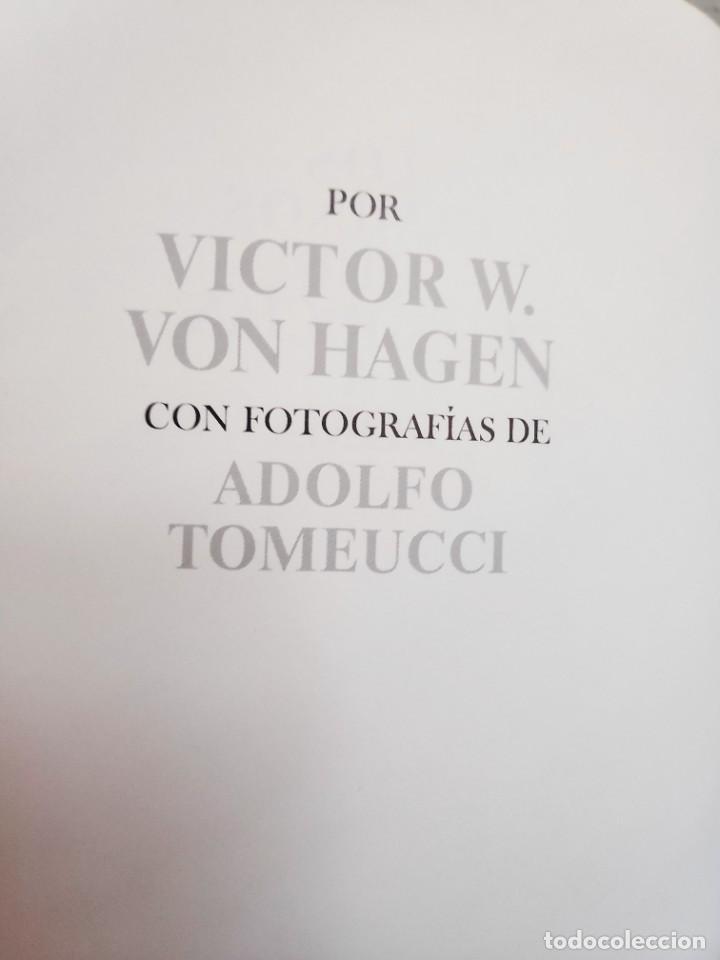 Libros de segunda mano: Los caminos que conducían a Roma, Victor W.Von Hagen, 1973 - Foto 3 - 282192158