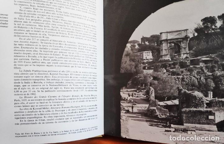 Libros de segunda mano: Los caminos que conducían a Roma, Victor W.Von Hagen, 1973 - Foto 6 - 282192158
