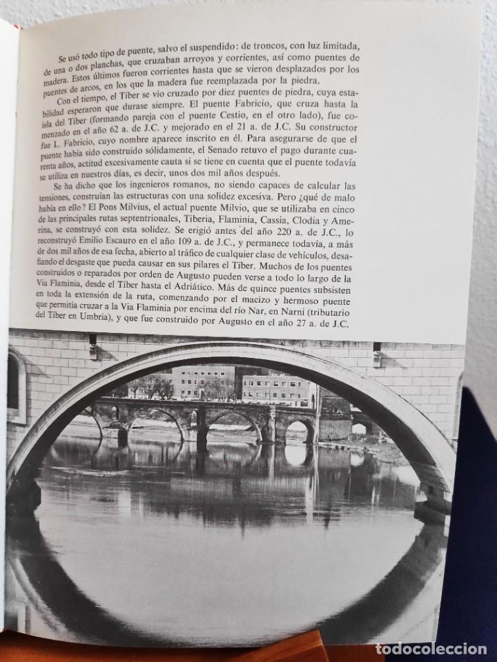 Libros de segunda mano: Los caminos que conducían a Roma, Victor W.Von Hagen, 1973 - Foto 9 - 282192158