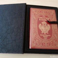 Gebrauchte Bücher: LIBRO DE HORAS DE CARLOS V - BIBLIOTECA NACIONAL (VITR. 24.3) EJEMPLAR Nº 0183/2900. Lote 282910878