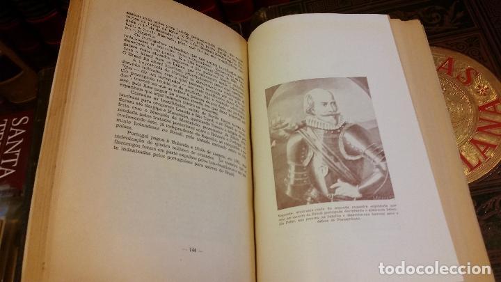 Libros de segunda mano: 1957 - NUÑEZ ARCA. Brasil restituido. Os 3 Felipes da Espanha que foram Reis do Brasil + CARTA - Foto 3 - 285311853