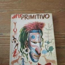 Libros de segunda mano: JULIO MORALES. ARTE PRIMITIVO. ENC. PULGA N.171. Lote 286976233